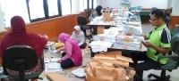 Penataan Arsip Inaktif Biro Umum 2017
